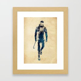 Gordon Freeman Framed Art Print