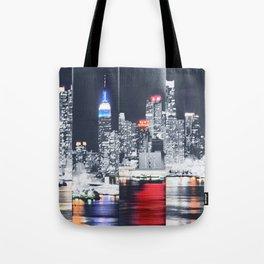 2013 Artwork Tote Bag
