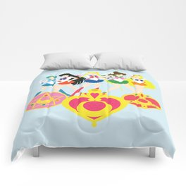 Sailor Soldiers Comforters