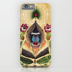 Majestic Mandrill iPhone 6s Slim Case
