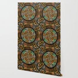 Celic Apeatue Mandala Wallpaper