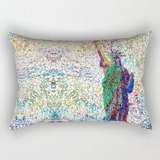 the Liberty Rectangular Pillow