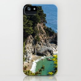 McWay Falls, Big Sur iPhone Case