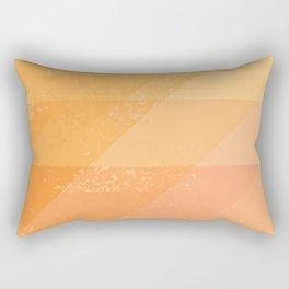 Sun Dragon Scales Rectangular Pillow