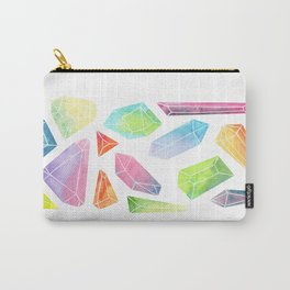You're a Real Crystal? Carry-All Pouch