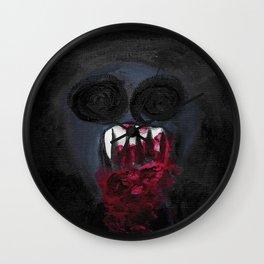 Necromancer Wall Clock