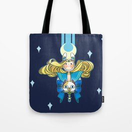 Fighting evil by Ooolight Tote Bag