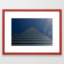 """""""Hacia el infinito"""" Framed Art Print"""