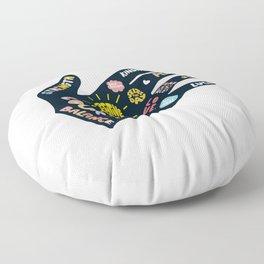 Positivity – Helping Hand Floor Pillow