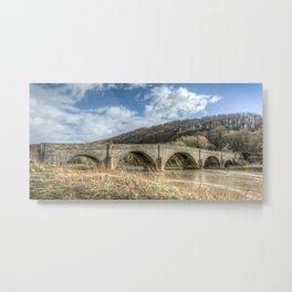 Kerne Bridge II Metal Print