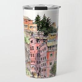 Vernazza, Italy, 2016 Travel Mug