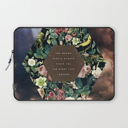 Colorful Words Laptop Sleeve