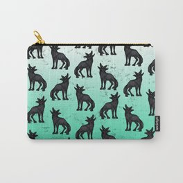 Grey Coyote Carry-All Pouch