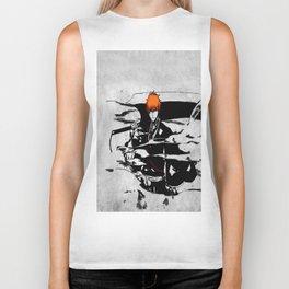 ichigo bleach Biker Tank