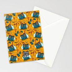 Mento/Ska/Rocksteady 4 Stationery Cards