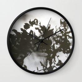 Veiled Nature 4 Wall Clock