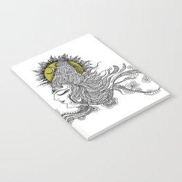Shiva Moon Notebook