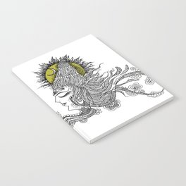 Shiva Moon Notebook