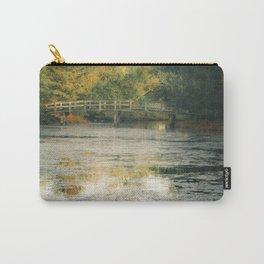 A Monet Landscape Carry-All Pouch
