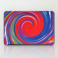 circle iPad Cases featuring circle by Karl-Heinz Lüpke
