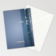 Sailing the Pacific Stationery Cards