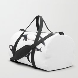 Commerson´s dolphins Duffle Bag