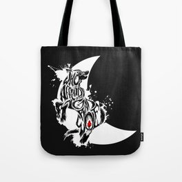 Who`s Afraid Of The Big Bad Wolf Tote Bag