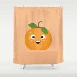 Happy Halloween Pumpkin T-Shirt Di4f3 Shower Curtain