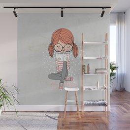My Diary Wall Mural
