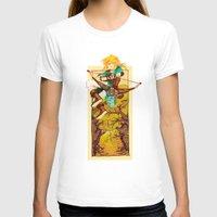 legend of zelda T-shirts featuring Legend of Zelda by bozrat