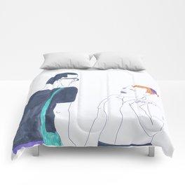 I love you - I love you too Comforters