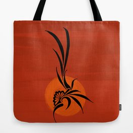 Flourish II Tote Bag