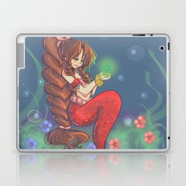 Mermaid Materia Laptop & iPad Skin
