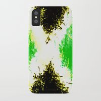 jamaica iPhone & iPod Cases featuring Jamaica dream by seb mcnulty