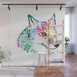 spiritwolf Wall Mural