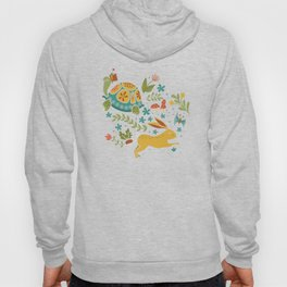 Tortoise and the Hare Hoody