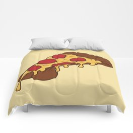 Pizza Balls Comforters