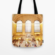 Grand Central Station NYC Tote Bag