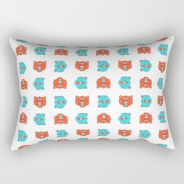 Bears, Bears, Bears... Oh My! Rectangular Pillow