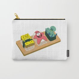 Spongebob Sushi Carry-All Pouch