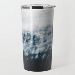 Abstract #fog Travel Mug