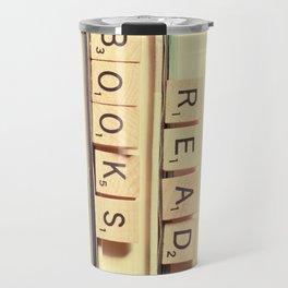Read Books Travel Mug