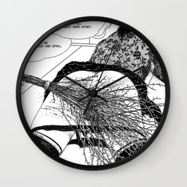 asc 645 - La dissimulation (Fully honest and open) Wall Clock