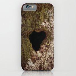 Heart Tree iPhone Case
