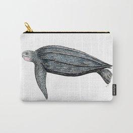 Leatherback turtle (Dermochelys coriacea) Carry-All Pouch
