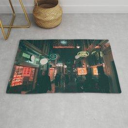 Amsterdam Street / Bladerunner Vibes Rug