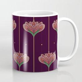 Wallpaper Floral Pattern In Style OF William Morris Coffee Mug