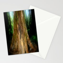 Mountain Ash (Eucalyptus Regnans) Stationery Cards