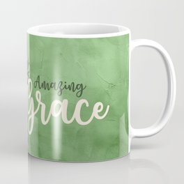 Amazing Grace (green) Coffee Mug