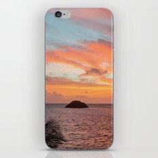 ISLAND SUNRISE iPhone & iPod Skin